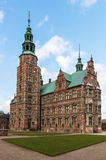 Παλάτι Rosenborg, Κοπεγχάγη Στοκ φωτογραφίες με δικαίωμα ελεύθερης χρήσης