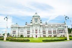 Παλάτι Samakhom Ananta Στοκ Φωτογραφίες