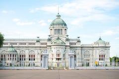 Παλάτι Samakhom Ananta Στοκ Εικόνα