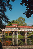 Παλάτι Sanamchanddra Στοκ εικόνα με δικαίωμα ελεύθερης χρήσης