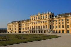 Παλάτι Schoenbrunn Στοκ Φωτογραφίες