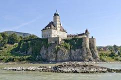 Παλάτι Schoenbuehel στην κοιλάδα Δούναβη Στοκ Φωτογραφία