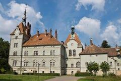 παλάτι Schonborn κυνηγιού Στοκ Εικόνες