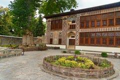 Παλάτι Sheki Khans στοκ εικόνες