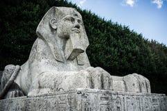 Παλάτι Sphinx κρυστάλλου Στοκ Εικόνα