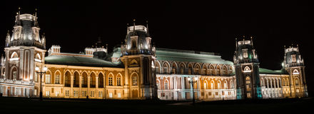 Παλάτι Tsaritsyno Στοκ εικόνα με δικαίωμα ελεύθερης χρήσης