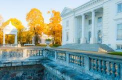 Παλάτι Tyshkevich στοκ εικόνα