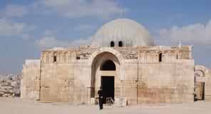 Παλάτι Umayyad Στοκ εικόνες με δικαίωμα ελεύθερης χρήσης