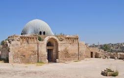 Παλάτι Umayyad Στοκ Εικόνα