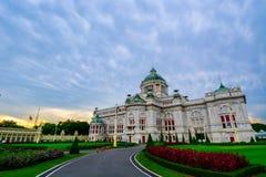 Παλάτι Vimanmek Στοκ φωτογραφία με δικαίωμα ελεύθερης χρήσης