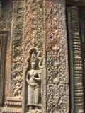 Παλάτι 01 Wat Angkor Στοκ Εικόνες