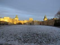Παλάτι Wilanow Στοκ φωτογραφίες με δικαίωμα ελεύθερης χρήσης