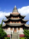 Παλάτι Xixia Στοκ Εικόνες