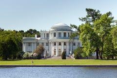 Παλάτι Yelagin στην Αγία Πετρούπολη, Ρωσία στοκ εικόνα
