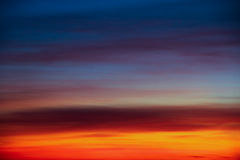 Παλέτα ουρανού στοκ εικόνες με δικαίωμα ελεύθερης χρήσης