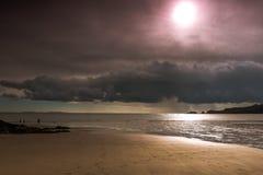 Παλίρροια πρωινού Στοκ Φωτογραφίες