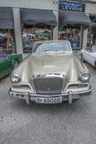 Παλαίμαχος, γεράκι της GT studebaker του 1962 Στοκ φωτογραφίες με δικαίωμα ελεύθερης χρήσης