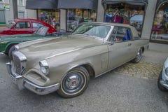 Παλαίμαχος, γεράκι της GT studebaker του 1962 Στοκ Εικόνες