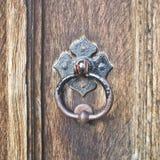 Παλαιά λαβή πορτών Στοκ φωτογραφία με δικαίωμα ελεύθερης χρήσης