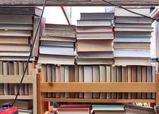 Παλαιά αγορά βιβλίων Στοκ Εικόνες