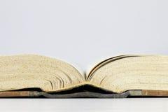 παλαιά ανάγνωση βιβλίων Στοκ Εικόνα