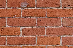 Παλαιά ανασκόπηση τούβλου Στοκ εικόνα με δικαίωμα ελεύθερης χρήσης