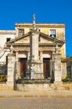 Παλαιά αρχιτεκτονική στην Κούβα Στοκ εικόνα με δικαίωμα ελεύθερης χρήσης