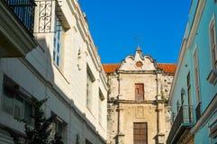 Παλαιά αρχιτεκτονική στην Κούβα Στοκ φωτογραφία με δικαίωμα ελεύθερης χρήσης