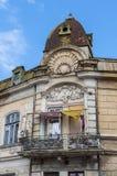 Παλαιά αρχιτεκτονική στο Βουκουρέστι Στοκ Εικόνες