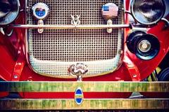 Παλαιά αυτοκίνητα Στοκ Εικόνα