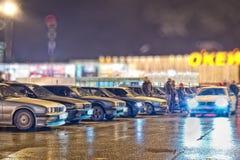 Παλαιά αυτοκίνητα BMW Στοκ Φωτογραφίες