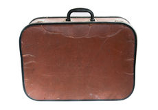 Παλαιά βαλίτσα Στοκ φωτογραφία με δικαίωμα ελεύθερης χρήσης