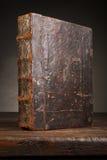 Παλαιά βιβλία κάλυψης Στοκ εικόνες με δικαίωμα ελεύθερης χρήσης