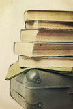 Παλαιά βιβλία Στοκ εικόνες με δικαίωμα ελεύθερης χρήσης
