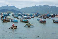 Παλαιά βιετναμέζικη βάρκα Thung Chai Στοκ φωτογραφία με δικαίωμα ελεύθερης χρήσης
