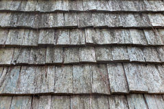 παλαιά βότσαλα στεγών ξύλι& στοκ εικόνες με δικαίωμα ελεύθερης χρήσης