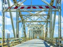 Παλαιά γέφυρα στην ανατολική περιοχή νέας Στοκ εικόνες με δικαίωμα ελεύθερης χρήσης