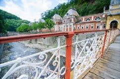 Παλαιά γέφυρα Στοκ εικόνες με δικαίωμα ελεύθερης χρήσης