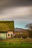 Παλαιά γερμανικά σπίτια στη φύση Στοκ φωτογραφία με δικαίωμα ελεύθερης χρήσης