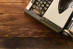 παλαιά γραφομηχανή Στοκ εικόνα με δικαίωμα ελεύθερης χρήσης