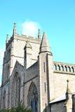 παλαιά εκκλησία κοινοβίων του ST Peter & του ST Pauls σε Leominster Στοκ εικόνα με δικαίωμα ελεύθερης χρήσης
