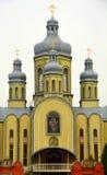 παλαιά εκκλησία ορόσημων Στοκ φωτογραφία με δικαίωμα ελεύθερης χρήσης