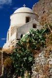Παλαιά εκκλησία σε Monemvasia, Ελλάδα Στοκ Εικόνες