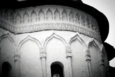 Παλαιά εκκλησία στη Μόσχα Κρεμλίνο Περιοχή παγκόσμιων κληρονομιών της ΟΥΝΕΣΚΟ Στοκ Φωτογραφία