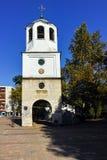 Παλαιά εκκλησία στο κέντρο της πόλης Pleven Στοκ Φωτογραφίες