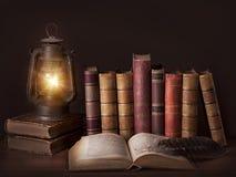 Παλαιά εκλεκτής ποιότητας βιβλία Στοκ Φωτογραφίες