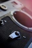 Παλαιά εκλεκτής ποιότητας κάμερα καμερών Στοκ εικόνα με δικαίωμα ελεύθερης χρήσης