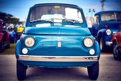 Παλαιά εκλεκτής ποιότητας και παλαιά αυτοκίνητα Στοκ εικόνα με δικαίωμα ελεύθερης χρήσης