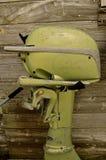 Παλαιά εκλεκτής ποιότητας μηχανή βαρκών Στοκ εικόνα με δικαίωμα ελεύθερης χρήσης