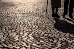 Παλαιά ενότητα Στοκ φωτογραφία με δικαίωμα ελεύθερης χρήσης